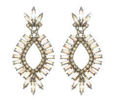 ef5bf7cf962f2f Oct 2013-Elizabeth Cole Jewelry - EC Lola Earring Cabin Wedding, Crown  Jewels,