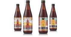 Big City Brewing Co. — The Dieline - Branding & Packaging