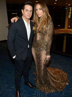 """Casper Smart Talks Jennifer Lopez: """"Rehearsal Is Date Night"""""""