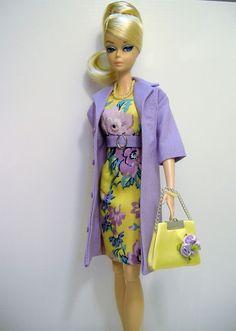 New Handmade Fashion for * Articulated * Silkstone Barbie