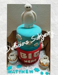 Big hero cakes