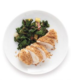 Baked Pecorino Chicken | Breaded chicken gets a serious upgrade with this…