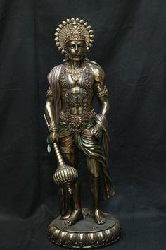 King Ravana, Krishna Statue, Brass Statues, Demon King, Hanuman, Sculpture Clay, Couple Art, Lord Shiva, Family Gifts