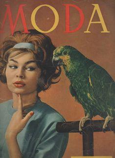 Moda #21 (Wiosna 1960) [Wydawnictwa Przemysłu Lekk (7338770526) - Allegro.pl - Więcej niż aukcje.