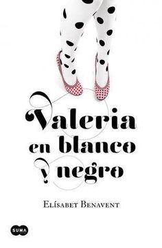 Serie valeria 03. Valeria en blanco y negro