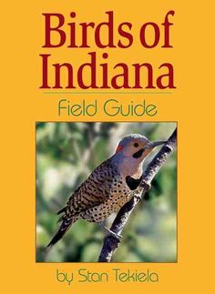 Precision Series Birds of Indiana: Field Guide
