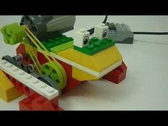 wedobots: Coqui Frogs with LEGO® WeDo™ bricks Lego Wedo, Lego Mindstorms, Lego Technic, Legos, Lego Club, Papi, Lego Brick, Mint, Upcycle