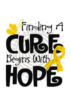 Childhood cancer...Forever in our  Hearts Gavin Ray, Forever!!