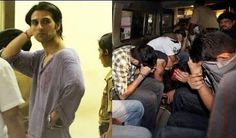 86 people have been named in the chargesheet filed by the Mumbai police in the Juhu rave party case