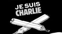 photo je suis charlie, un slogan repris partout depuis l'attentat contre charlie hebdo. © dr