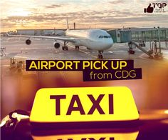 Airport Taxi from CDG