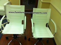 Target commercial office chair by office star trinidad assembled in Washington DC by Furniture assembly experts LLC