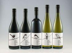 Australian winery Logan Wines - always beautiful packaging #wine #design…
