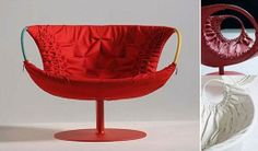Smock Chair by Patricia Urquiola — FURNISHINGS -- Better Living Through Design