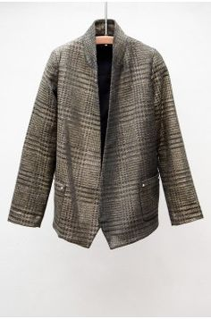 Gloria Tippee Jacket by Roseanna #fall #chic #want
