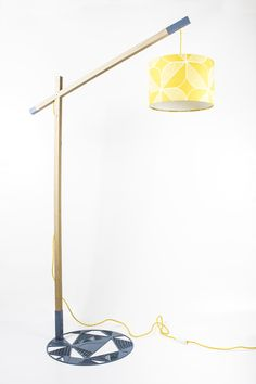 Limited Edition Floor Lamp @bykirsty £350