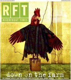 Riverfront Times WINNER Alt Weekly Awards