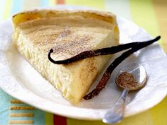 Milktart nach südafrikanischer Art ist ein Rezept mit frischen Zutaten aus der Kategorie Tarte. Probieren Sie dieses und weitere Rezepte von EAT SMARTER!