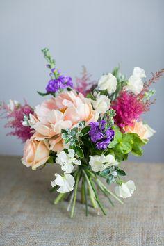 Floral bouquet DIY