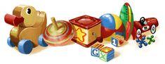 Children's Day Google Doodle