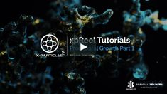 In this tutorial, we'll recreate the procedural growth coral scene from the X-Particles reel. http://insydium.ltd/site/assets/files/1380/xp4_reel03_cellauto_c4d.zip…