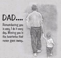 rip daddy quotes from daughter Rip Daddy, Miss My Daddy, Moving On Quotes, Missing You Quotes, Life Quotes Love, Daily Quotes, Girl Quotes, Losing A Parent, In Memory Of Dad