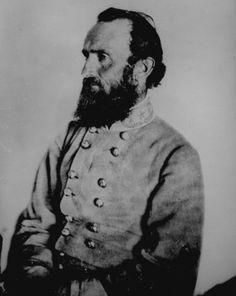"Selected Confederate Generals of the Civil War: Lieutenant General Thomas J. ""Stonewall"" Jackson, CSA"