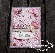Glückwunschkarte Hydrangea, Cordial, Cards