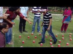 Team Building Activities Hyderabad - Blind Fold - YouTube