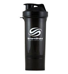 SmartShake Shaker Cup 17oz Slim Gunsmoke
