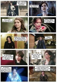 Once upon a time - Cora