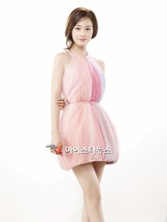 """Project Runway Korea 3"" Kim Tae-hee"