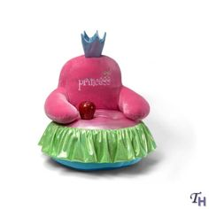 Gund Princess Throne chair, great for your little princess Little People, Little Ones, Little Girls, Girly Girls, Princess Chair, Throne Chair, Kids Corner, Little Princess, Princess Lia