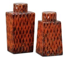 Uttermost 19504 Raisa Containers S/2 Accessories