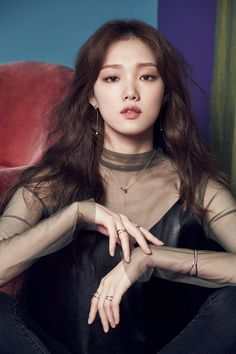Lee Sung Kyung - Lovcat (F/W '16)