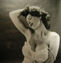 Tina Louise - I love this time period. Women were voluptuous without worry of criticism.