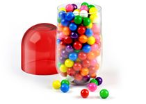 Candy capsule