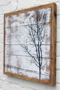re-purpose old pallets
