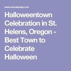 Halloweentown Celebration in St. Helens, Oregon - Best Town to Celebrate Halloween