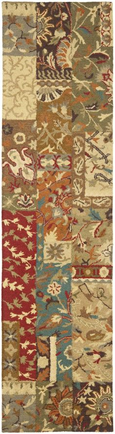 Safavieh Roslyn ROS-151 Multi (A) Area Rugs