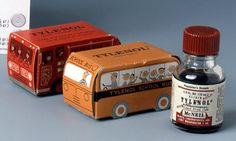 Vintage Tylenol Children's Packaging