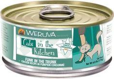 Weruva International, Inc.: Citk Funk In The Trunk 24/6Oz, Chicken, Tuna In Pmpk Consomme