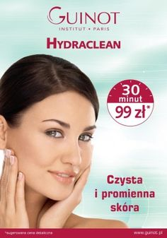 Innowacyjny zabieg oczyszczania skóry.