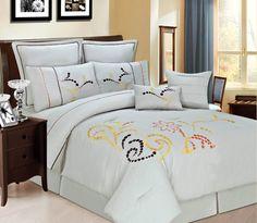 CopperRidge Marnie 8 Piece Comforter Set