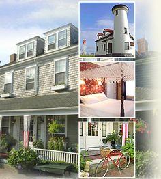 Luxury Inns, Bed and Breakfasts, Nantucket Island