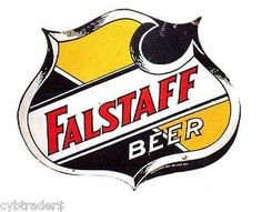 #Falstaff beer logo #refrigerator / tool box #magnet,  View more on the LINK: http://www.zeppy.io/product/gb/2/310381157439/