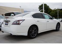 2012 Nissan Maxima S - $18,888