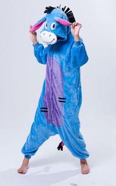Ferrand Kigurumi Pyjamas Unisexe Adulte Costume Cosplay Animaux Onesie Panda Noir S: Amazon.fr: Vêtements et accessoires