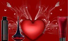 Dica para o dia de São Valentim.... - Uma bela prenda, composta por:  Love Potion Eau de Parfum 50 ml Código:22442  Love Potion Sensual Gel Intimo Código:22680  Love Potion Sensual Oleo de Massagem Código:22679    Aroma sedutor oriental