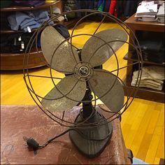 Summer Merchandising Must-Have Antique Fan Display